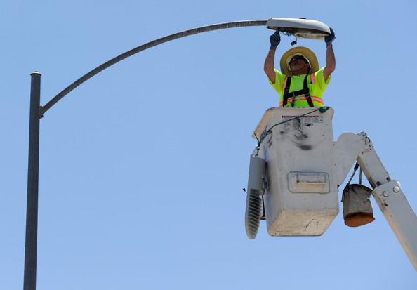 Снижение затрат на обслуживание инфраструктуры при переходе на светодиодное освещение
