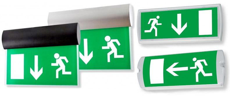 Эвакуационный светильник Оптолюкс‑Сигнал