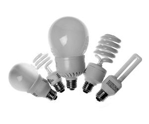 Разнообразные люминесцентные лампы