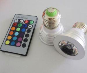 Управлением светодиодной лампой