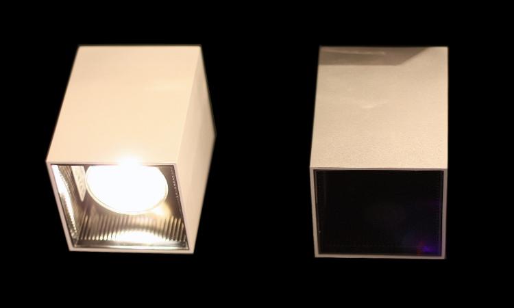 Разновидности точечных светильников