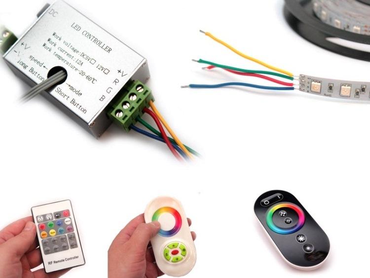 Оборудование для светодиодной ленты